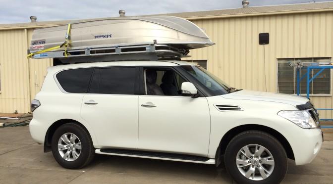 Brand New 2014 Nissan Patrol