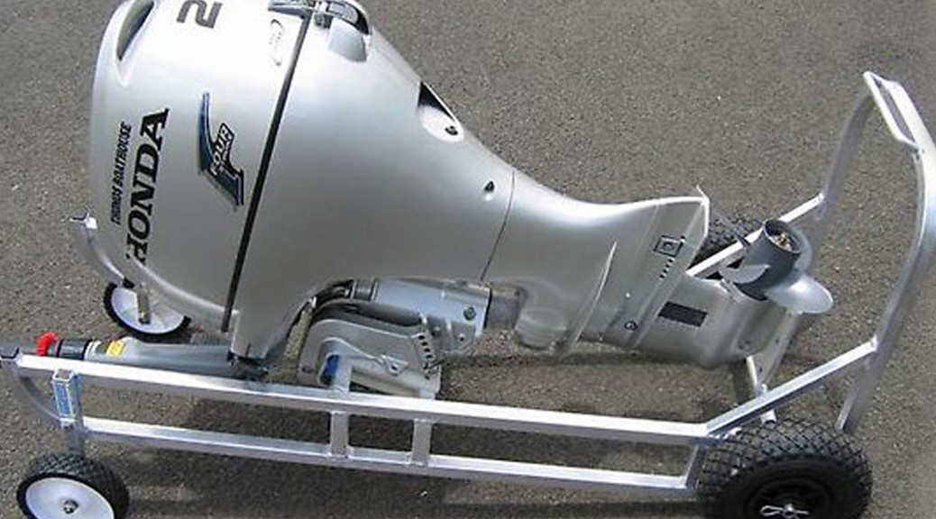 What To Look For In An Outboard Trolley