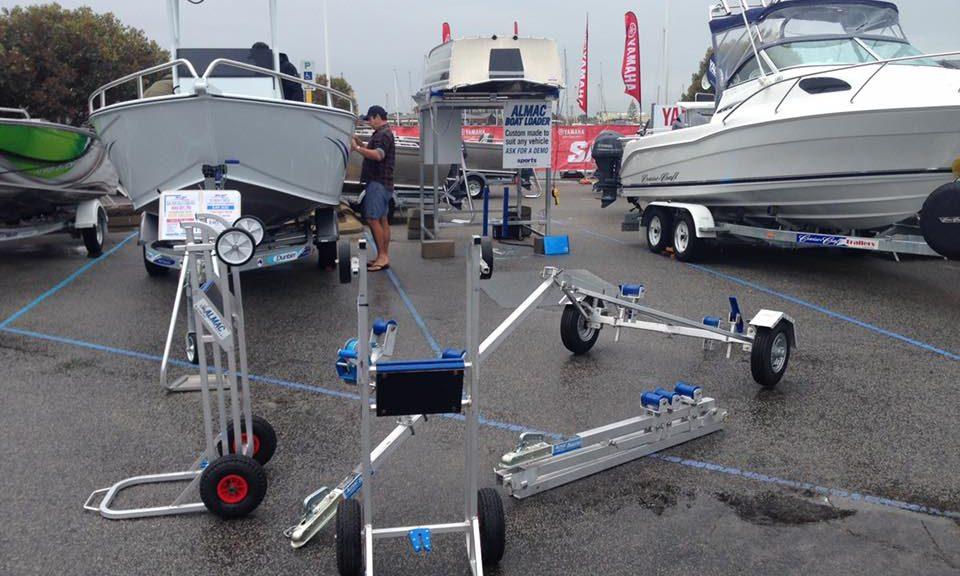 Keep Your Aluminium Boat Trailers Fit For Purpose!