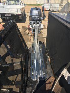 Outboard Slide