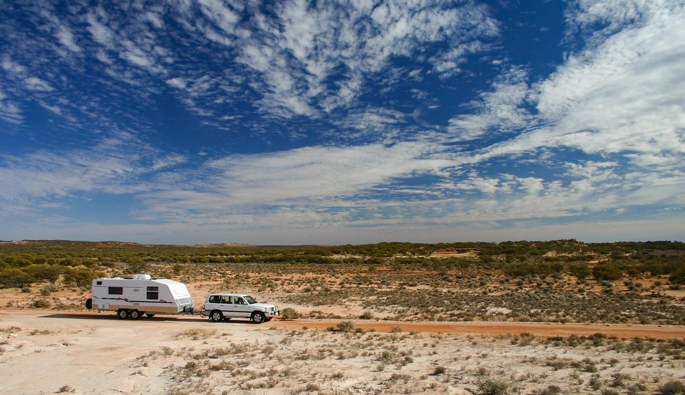 Caravanning Tips For Grey Nomads