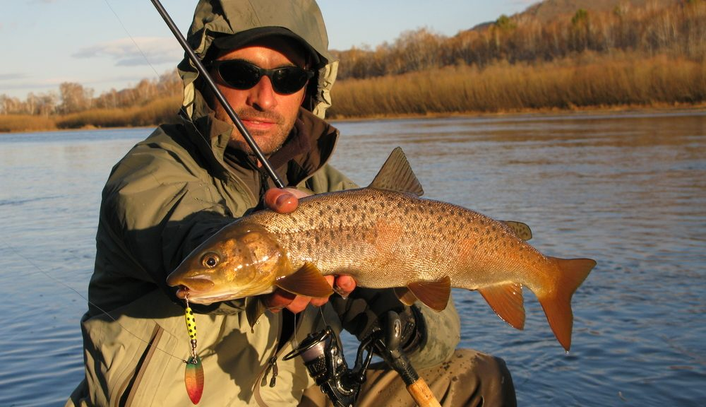 How To Have An Awesome Winter Fishing Trip On The Burnett