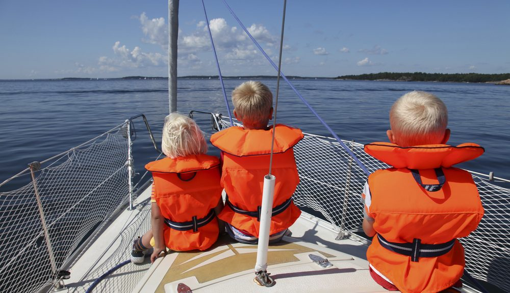 Ideal Boating Conditions: Boat Safety & Checking the Weather