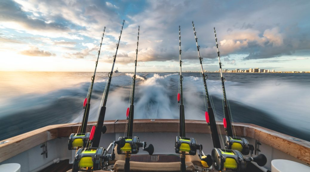 Ideal Fishing Weather